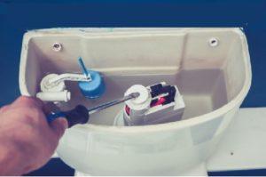 Problèmes chasse d'eau que vous pouvez résoudre