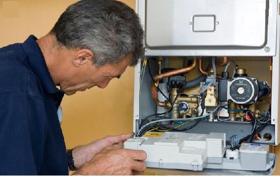 Entretien de chaudière gaz, les points de contrôle d'une révision